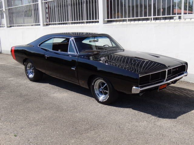 dodge charger 1969 team garage dethurens. Black Bedroom Furniture Sets. Home Design Ideas